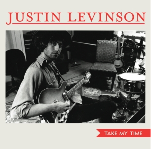 Justin Levinson Take My Time EP Cover